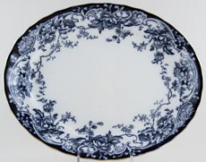 Meat Dish or Platter c1898