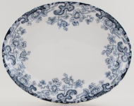 Meat Dish or Platter c1912