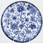 Bread and Butter Plate c1923