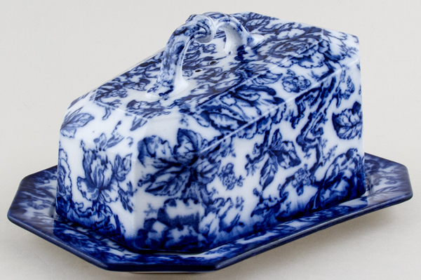 Keeling Cavendish Cheese Dish c1920s