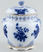Biscuit Jar c1890
