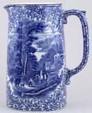 Jug or Pitcher Tankard large c1920s