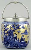 Biscuit Barrel c1920s