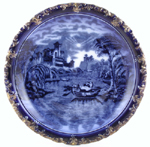 Wall Plate c1910
