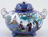 Pot Pourri Jar c1920s