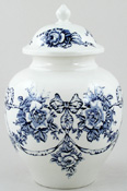 Covered Jar c1950s