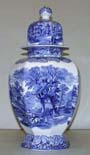 Vase with Cover c1880