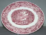 Meat Dish or Platter c1950s