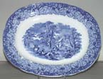 Meat Dish or Platter c1907