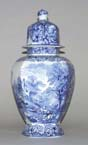 Vase with Cover c1900