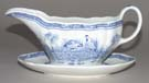 Sauce Boat with Stand c1980s
