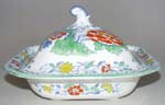 Vegetable Dish with Cover c1920s