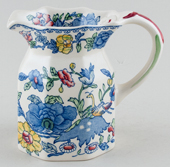 Masons Regency colour Jug or Pitcher