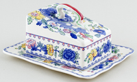 Masons Regency colour Cheese Dish