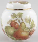 Masons Unidentified Pattern colour Ginger Jar