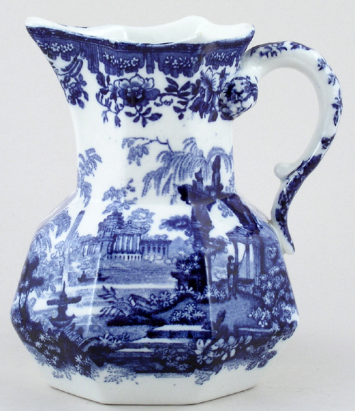 Masons Fountains Jug or Pitcher c1920s