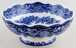 Footed Bowl c1950