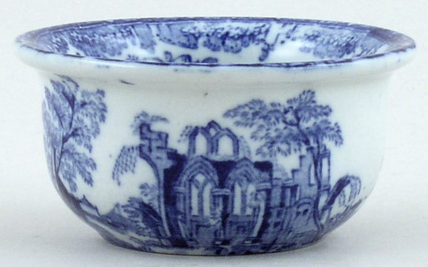 Masons Ancient Ruins Sugar Bowl small c1920s