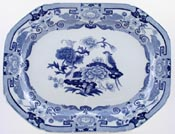 Meat Dish or Platter c1860s