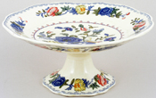 Masons Regency colour Cake Stand