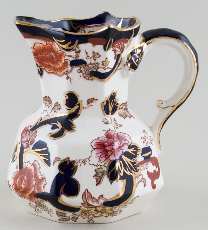 Masons Mandalay colour Jug or Pitcher Hydra c1930s