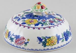 Masons Regency colour Muffin Dish Lid