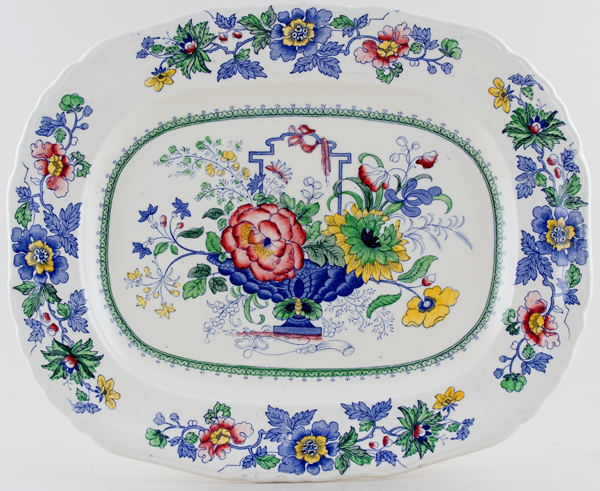 Masons Strathmore colour Meat Dish or Platter