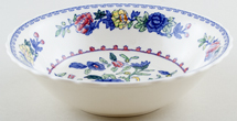Masons Regency colour Cereal or Dessert Bowl