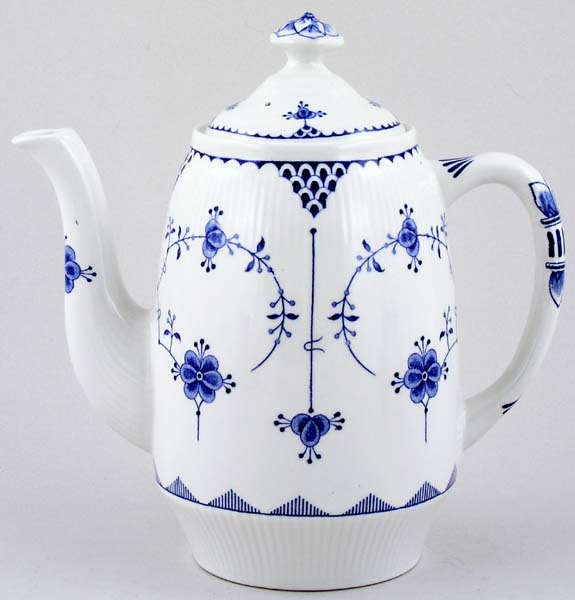 Masons Denmark Coffee Pot