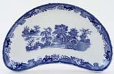 Crescent Side Dish c1920s
