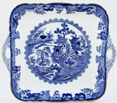 Bread and Butter or Cake Plate c1920s