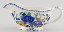 Masons Regency colour Sauce Boat