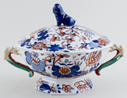 Covered Pot c1820