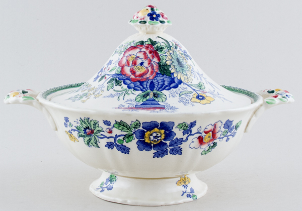 Masons Strathmore colour Covered Dish