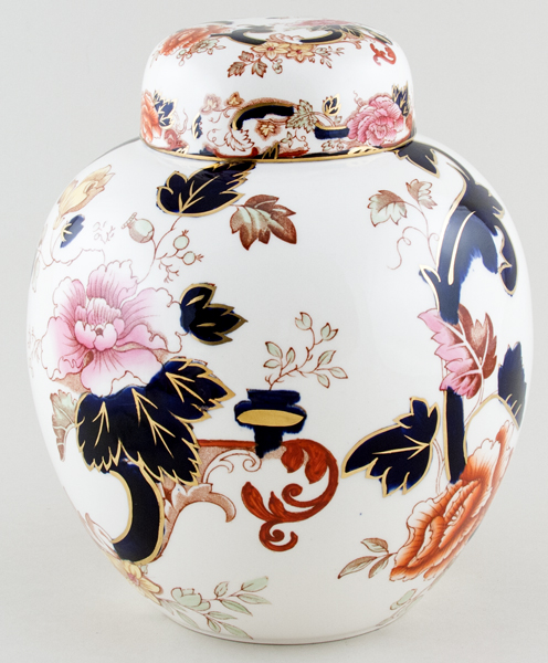 Masons Mandalay colour Ginger Jar large