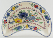Masons Regency colour Crescent Side Dish