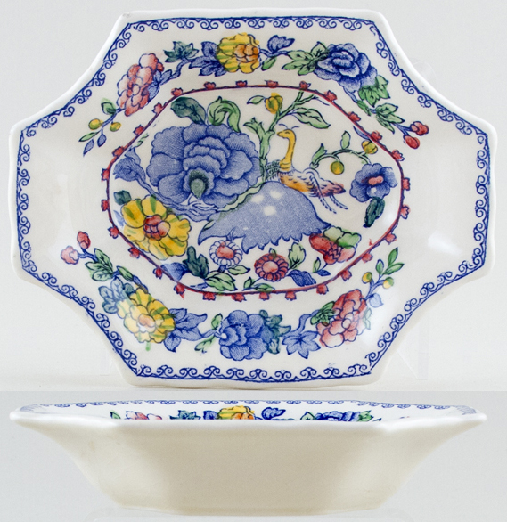 Masons Regency colour Dish small