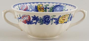 Masons Regency colour Soup Cup