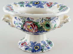 Masons Strathmore colour Bowl footed