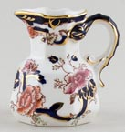 Masons Mandalay colour Jug or Creamer c1980s