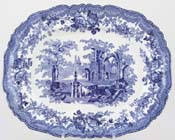 Meat Dish or Platter c1949