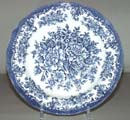 Lunch Plate c1970s