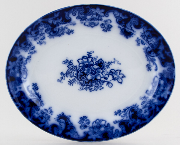 Meakin Alfred Ormonde Meat Dish or Platter c1900