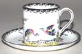 Coffee Can and Saucer c1950