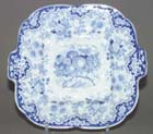 Bread and Butter Plate c1830