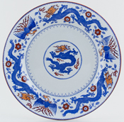Side or Cheese Plate c1929