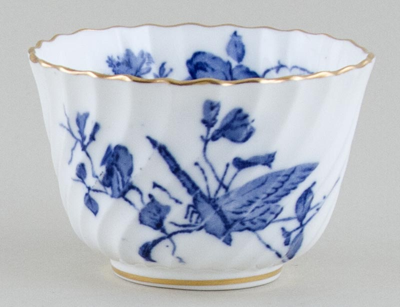 Minton Quinton Groups Sugar Bowl c1900