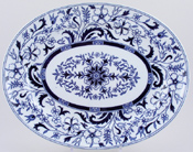 Meat Dish or Platter c1881