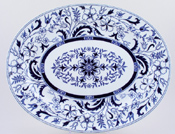 Meat Dish or Platter c1884