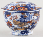 Pot with Cover c1900